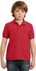Gildan Youth Silk Touch Polo SP