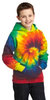 Port Authority Youth Tiedye Hood