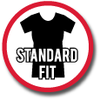 Standard Fit -- sorted by price -- low to high