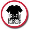 Dri-Fit Fabric -- sorted by price -- low to high
