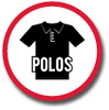 Polos -- sorted by price -- low to high